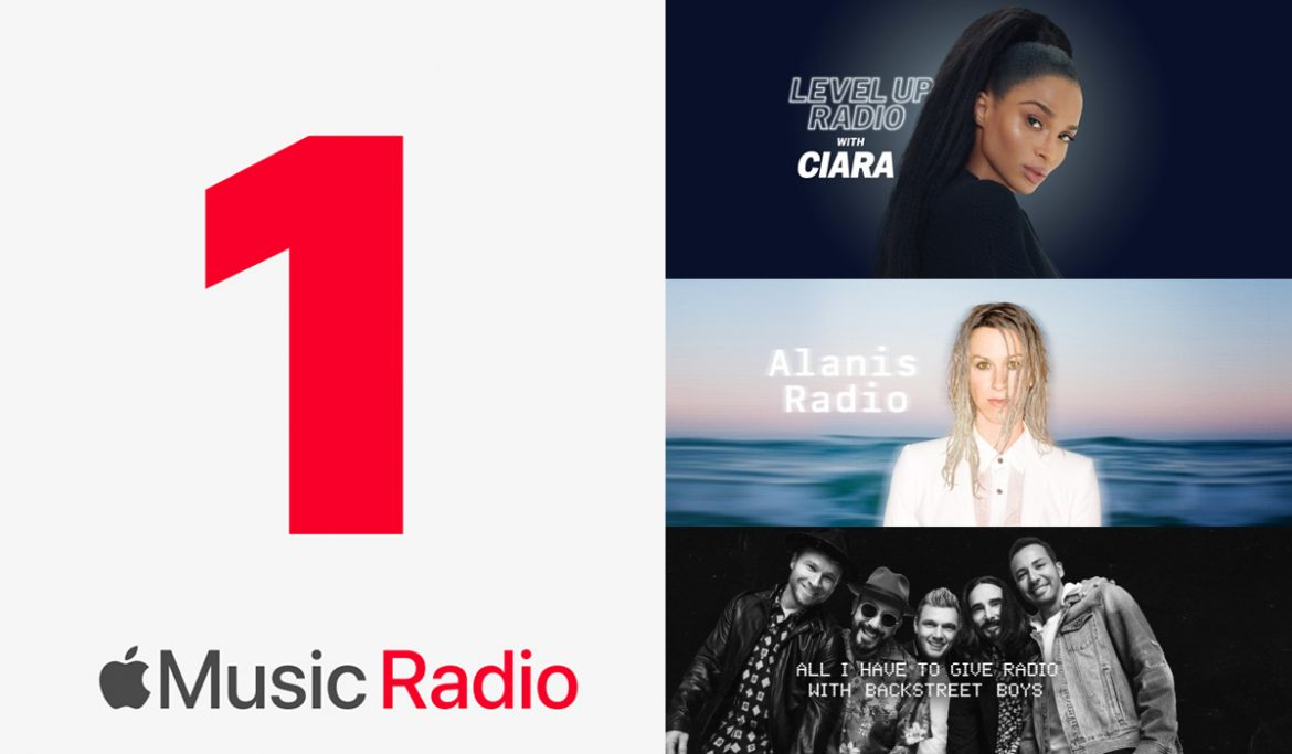 Apple Music suma nuevas estaciones de radio