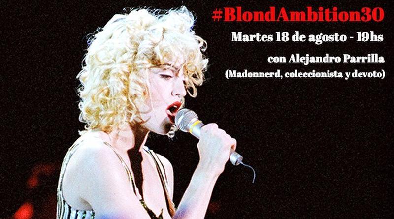 Blond Ambition 30 Parte 1
