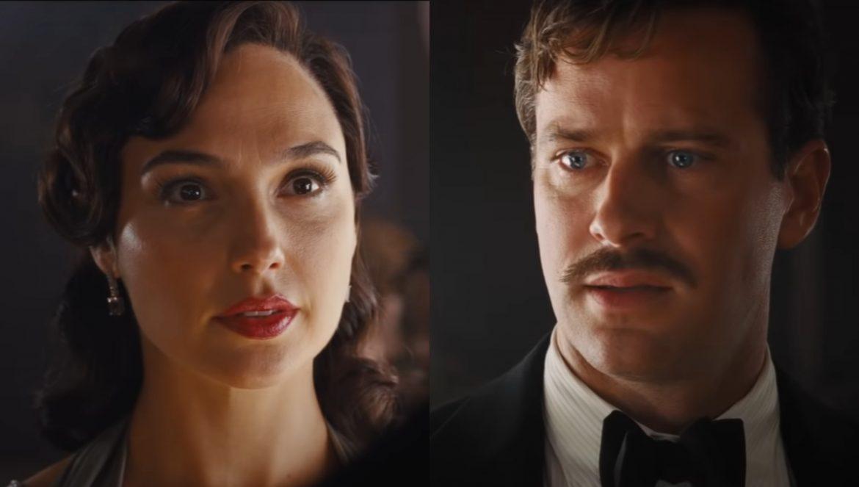 Gal Gadot y Armie Hammer protagonizan trailer de «Muerte en el Nilo»
