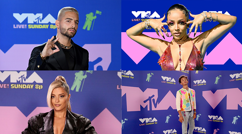 VMAS 2020: Red Carpet!