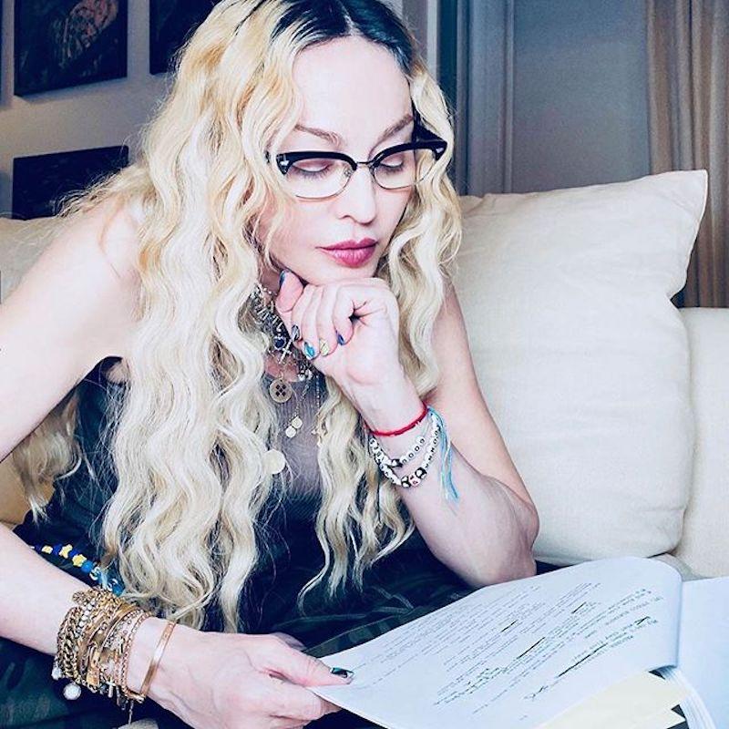 Madonna confirma estar trabajando en su biopic junto a Diablo Cody