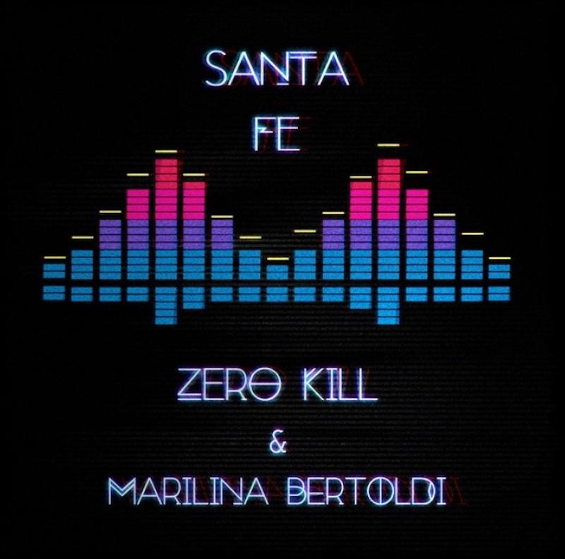 «Santa Fe», Benito Cerati y Marilina Bertoldi se unen en el nuevo sencillo de Zero Kill