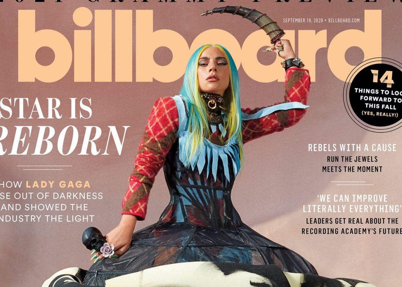 911: Lady Gaga confirma tercer sencillo de Chromatica