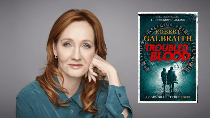 «Troubled Blood», cómo la licencia artística de J.K. Rowling es usada para reforzar negativamente a las mujeres trans