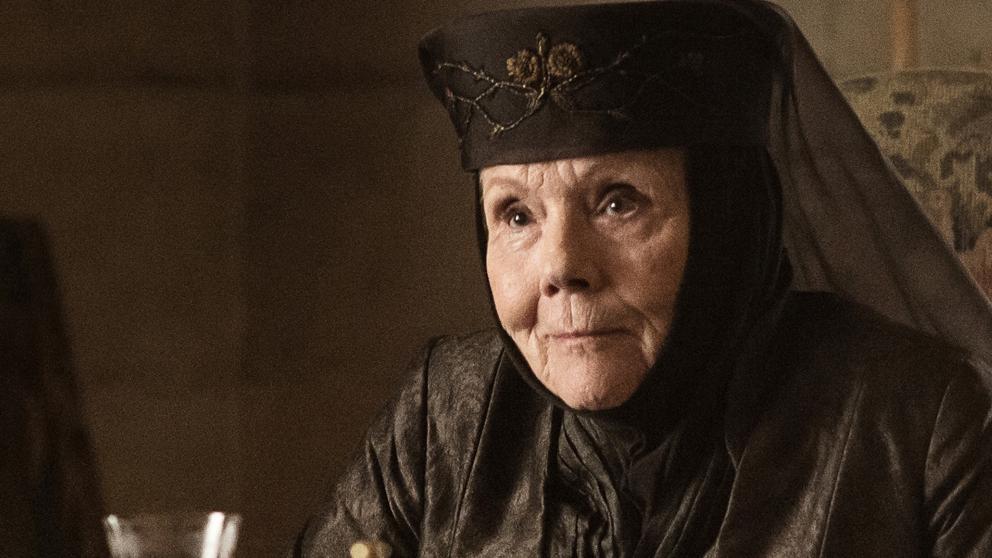 Muere la actriz Diana Rigg, la «Reina de las Espinas»