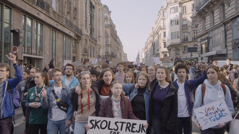 """""""I Am Greta"""": trailer y fecha de estreno del documental de la joven activista"""