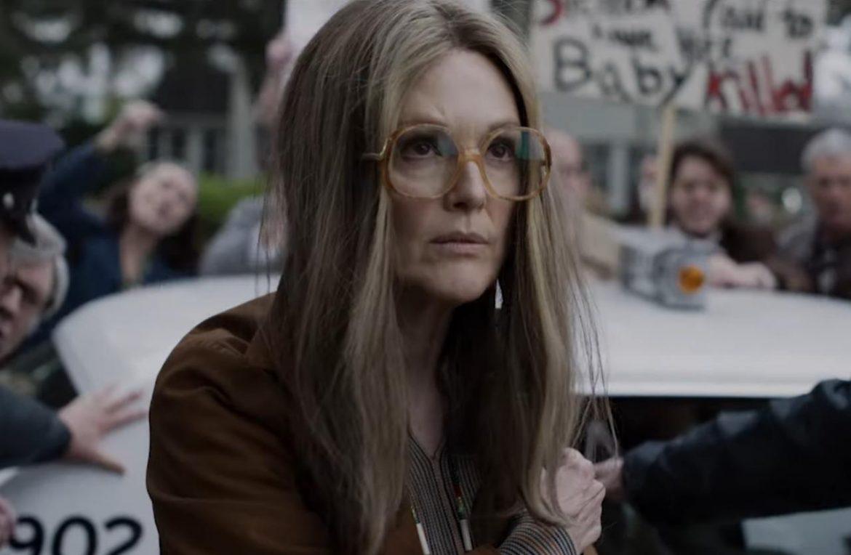"""Julianne Moore lucha por los derechos de las mujeres en el trailer de """"The Glorias"""""""