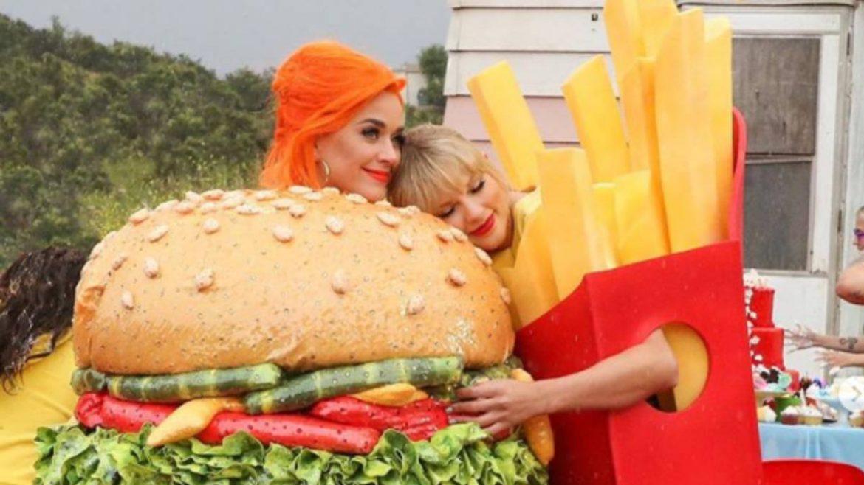 ¡Muy amigas! Taylor Swift envía cariñoso regalo a la hija de Katy Perry