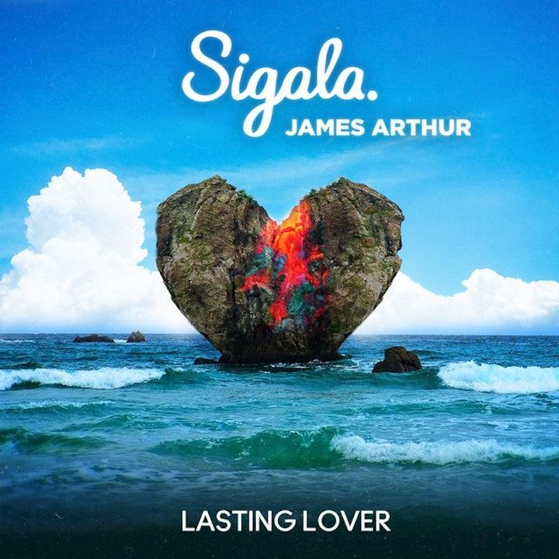 Sigala presenta su nuevo single junto a James Arthur, «Lasting Lover»