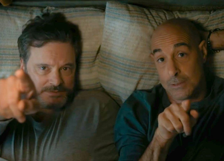 «Supernova», Colin Firth y Stanley Tucci protagonizan una pareja en la nueva película