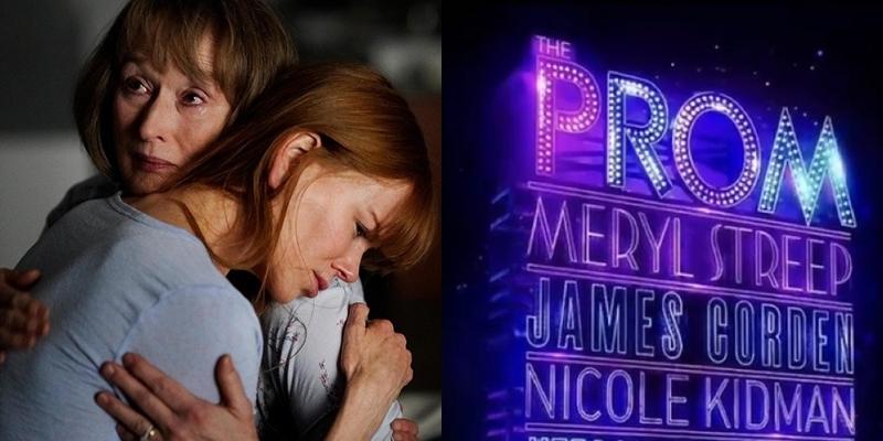 """""""The Prom"""": lo nuevo de Ryan Murphy con Meryl Streep y Nicole Kidman llega en diciembre!"""