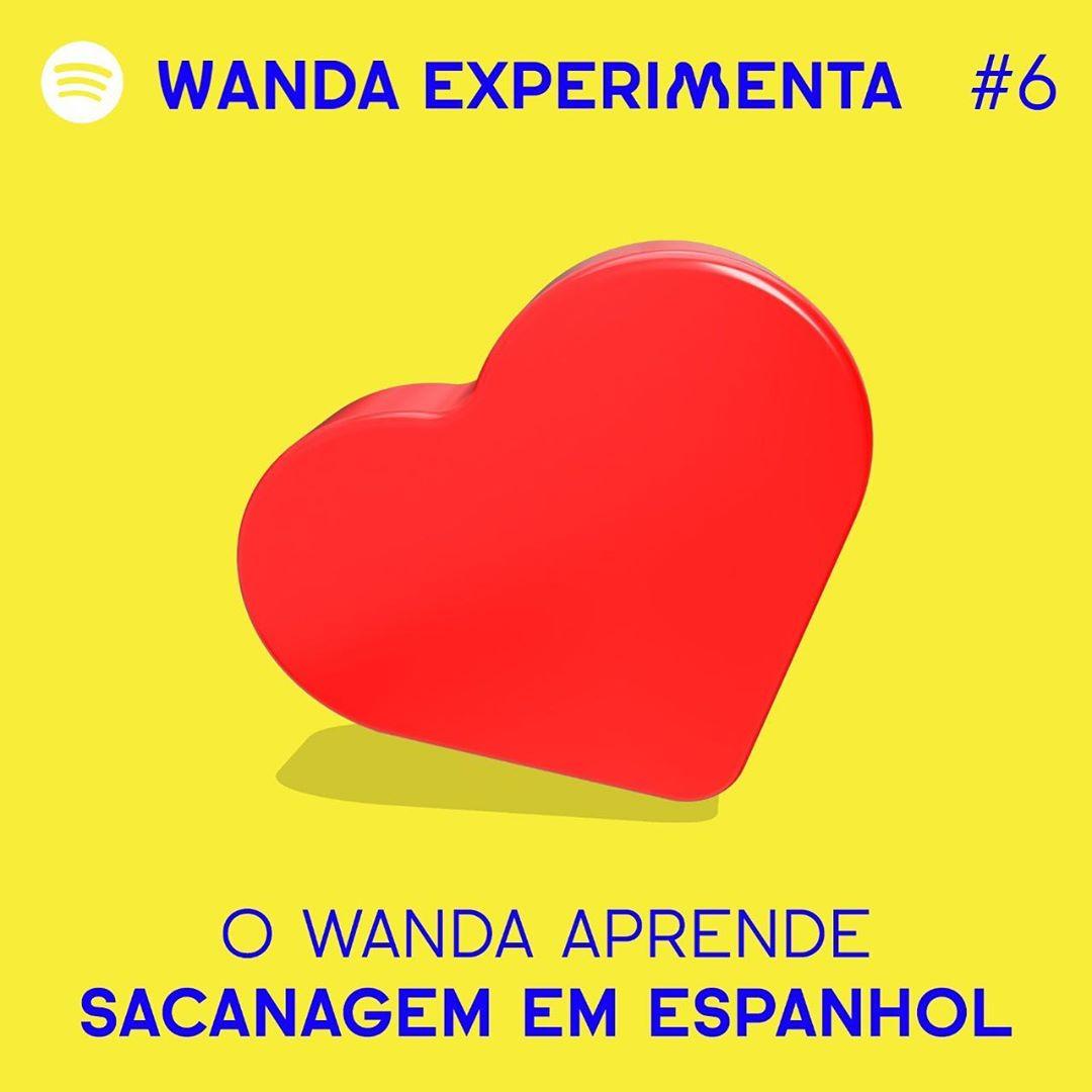 «Wanda Experimenta», hicimos un crossover con Brasil exclusivo de Spotify!