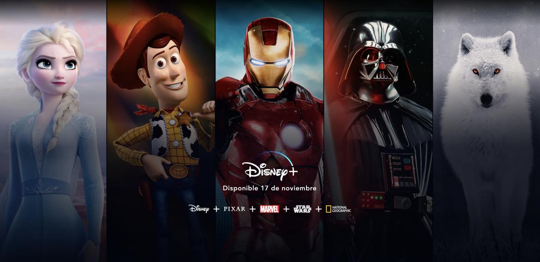 Disney + anuncia planes de suscripción para Latinoamérica + Brasil!