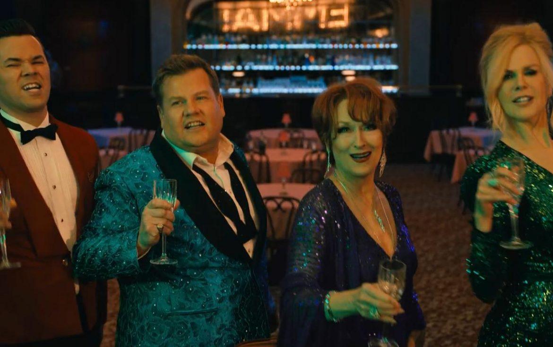 «El Baile», mira ahora el primer trailer del nuevo film de Ryan Murphy!