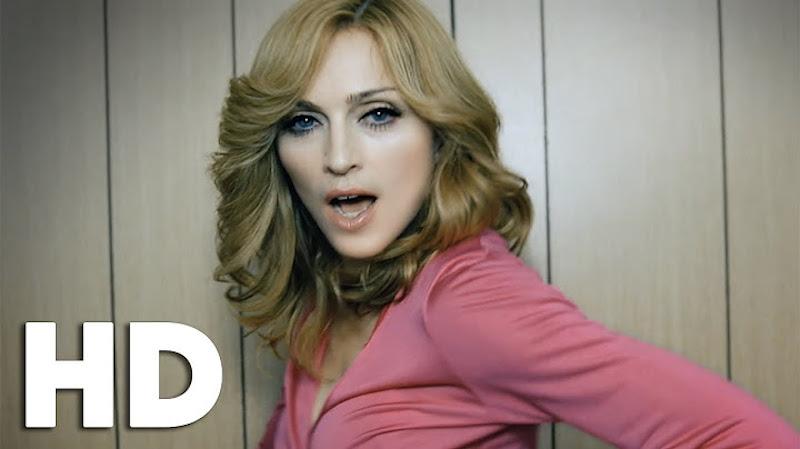 «Hung Up», Madonna actualiza versión remasterizada en HD!