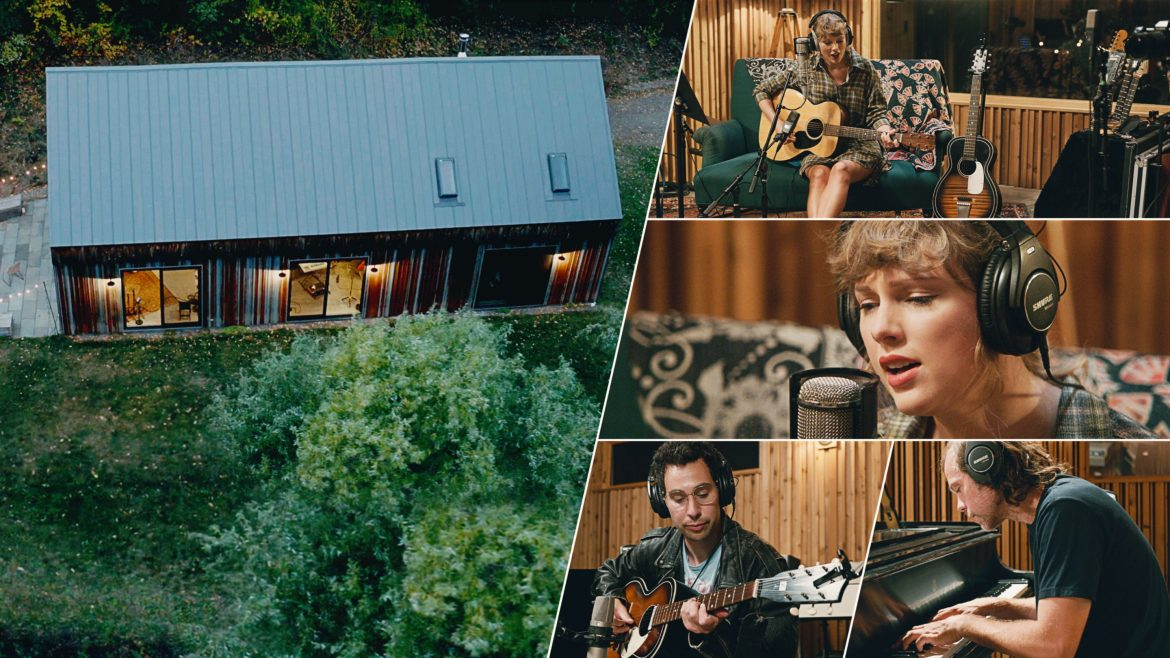 Taylor Swift presenta «folklore: the long pond studio sessions»
