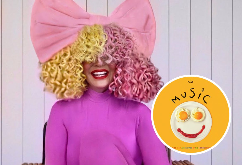 Sia anuncia álbum de inéditas y nuevo film!