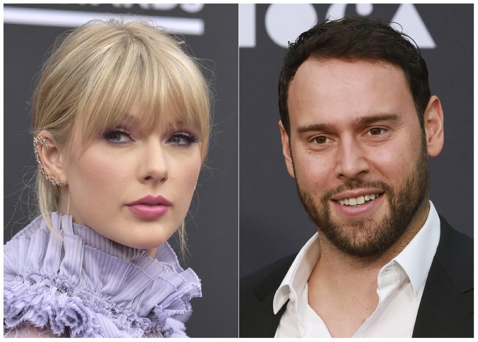 Taylor Swift afirma que Scooter Braun vendió grabaciones originales de sus álbumes