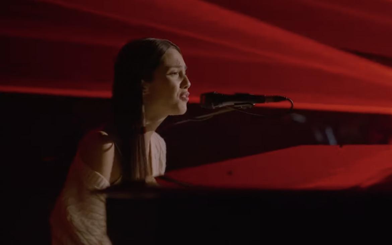 «drivers license», Olivia Rodrigo presentó por primera vez su hit en televisión