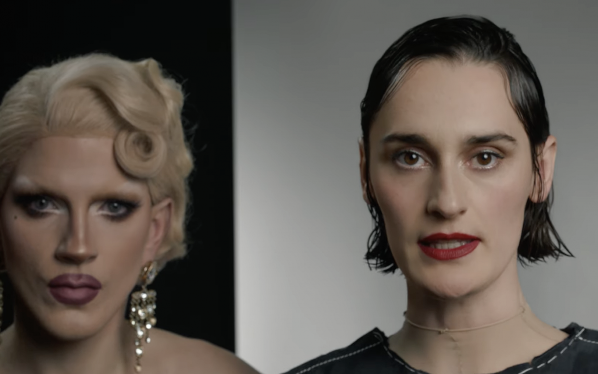 French excellence: YELLE se viste de negro en el video Queer de «Noir»!