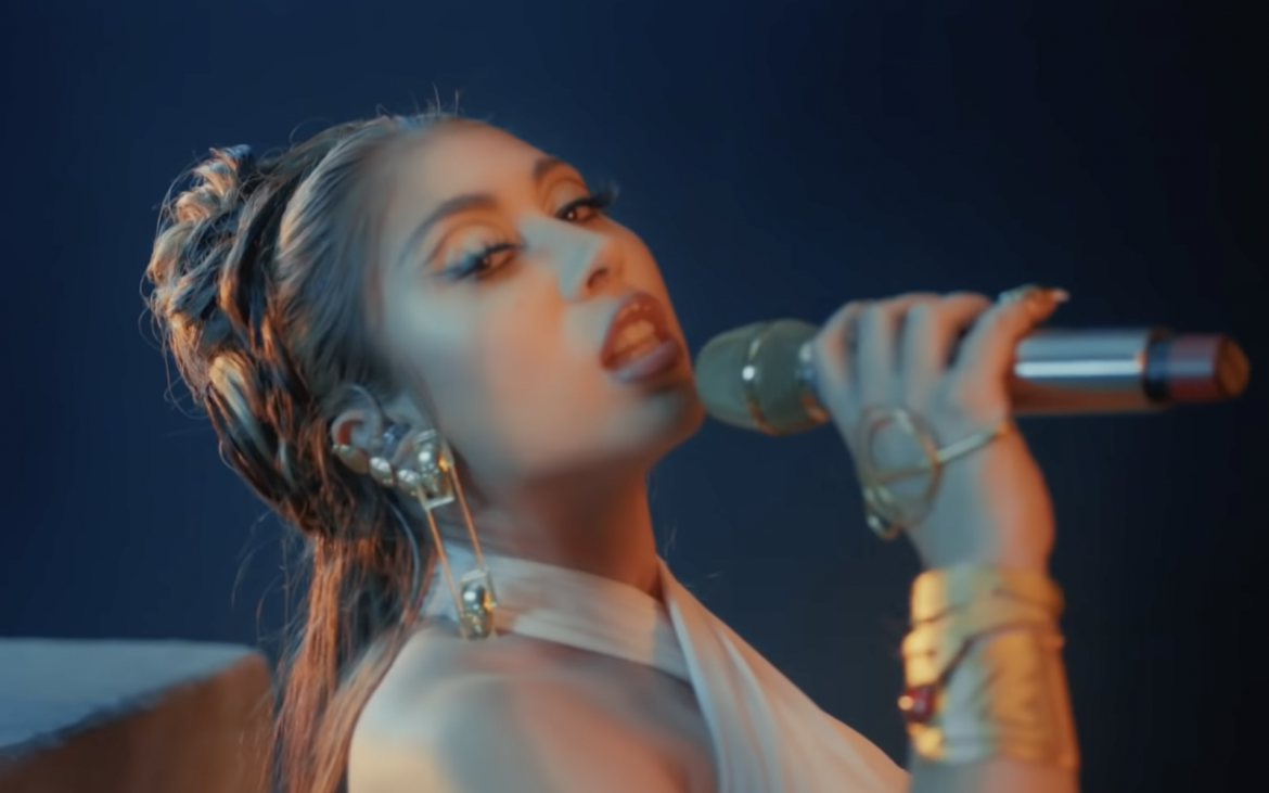 «Telepatía», Kali Uchis pasó por el The Tonight Show interpretando su reciente hit!
