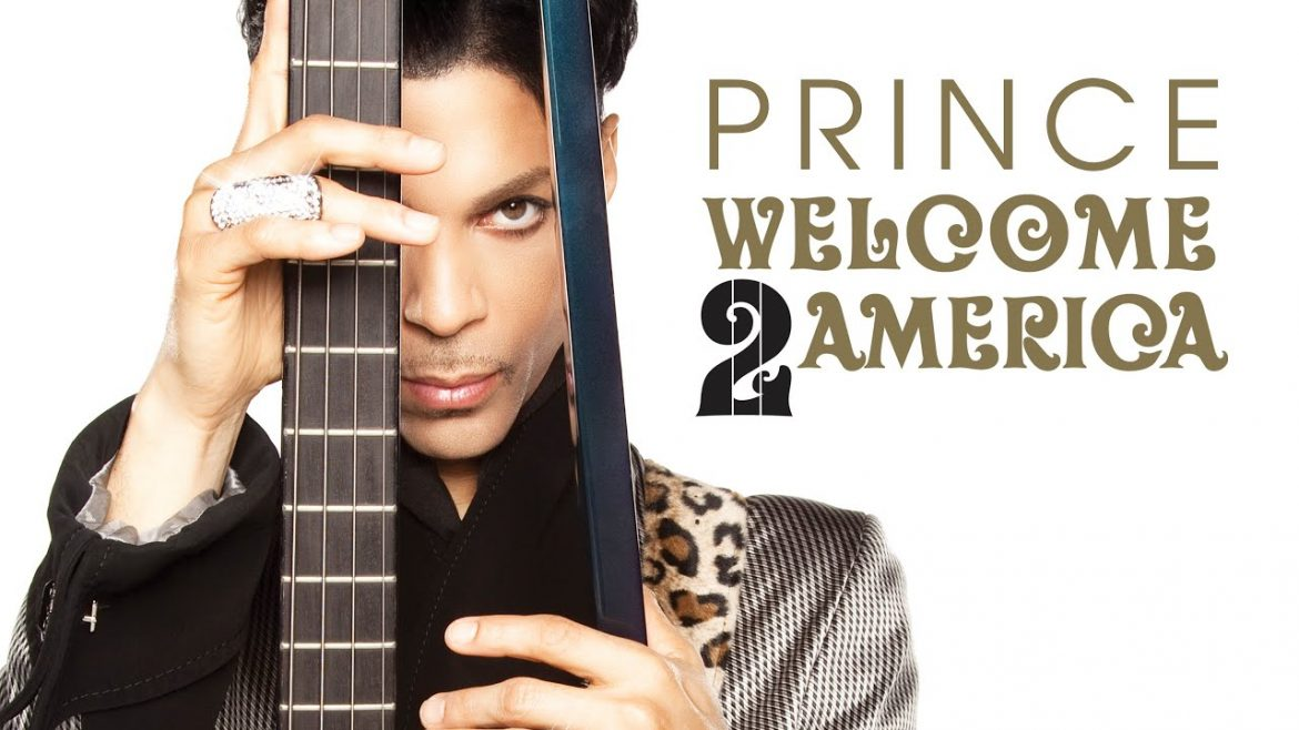 «Welcome 2 America»: Prince tendrá su álbum póstumo en julio!