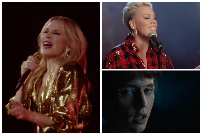 Kylie Minogue, P!nk, Troye Sivan y más se presentaron en el evento «Can't Cancel Pride»
