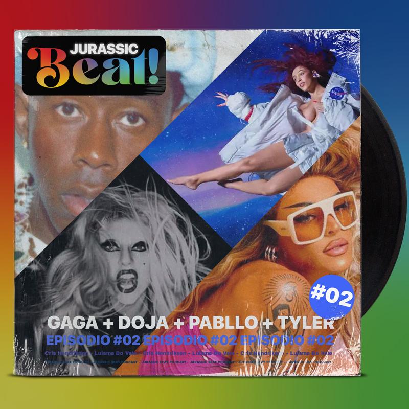 «GAGA + DOJA + PABLLO + TYLER», nuevo episodio de Jurassic Beat!