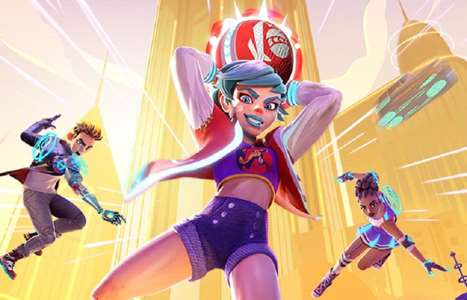"""""""Knockout City"""" gratis para todas las plataformas hasta el nivel 25!"""