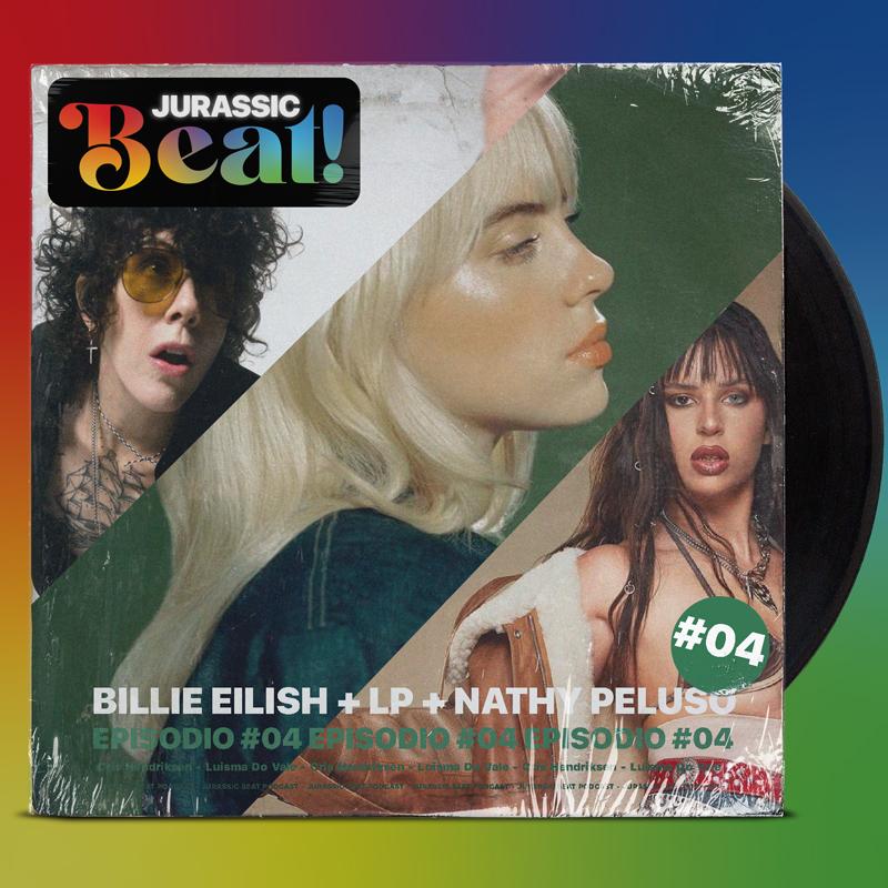 «BILLIE EILISH + LP + NATHY PELUSO», nuevo episodio de Jurassic Beat!