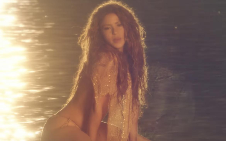 «Don't Wait Up», Shakira regresa con un house inesperado y en ingles!