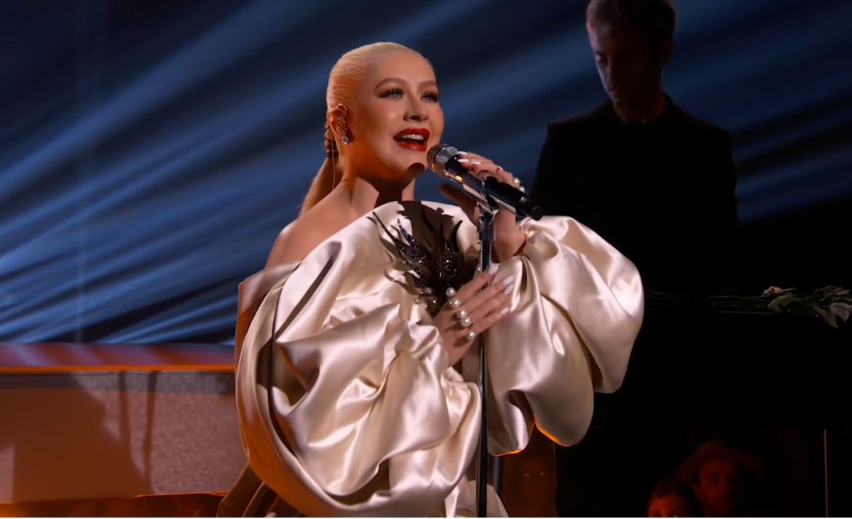 Christina Aguilera confirma disco en español!