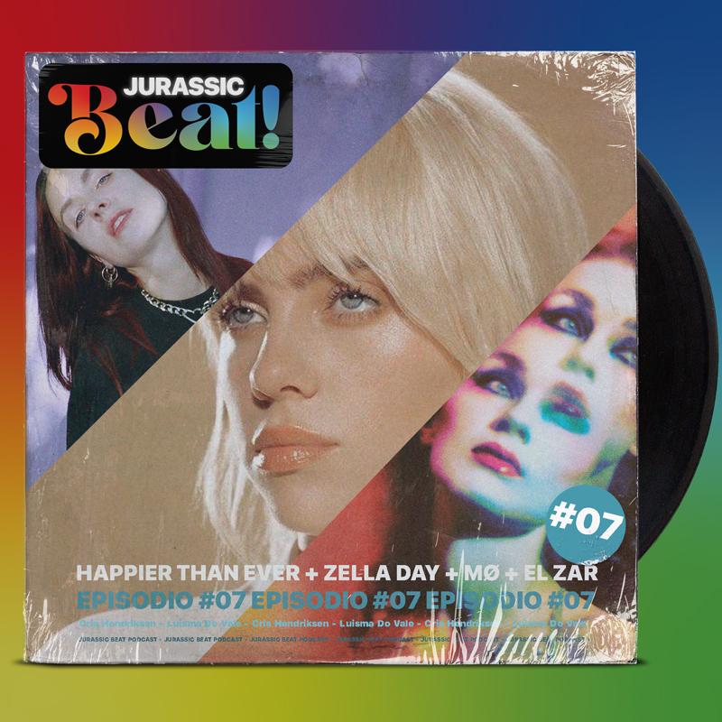 «HAPPIER THAN EVER + ZELLA DAY + MO + EL ZAR», nuevo episodio de Jurassic Beat!
