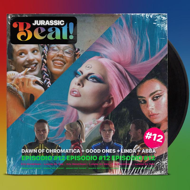 «DAWN OF CHROMATICA + GOOD ONES + LINDA + ABBA», nuevo episodio de Jurassic Beat!